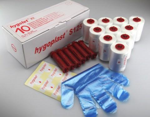Πλαστικά Ρολά για Ηλεκτρικό Κάθισμα Τουαλέτας - Hygoplast Roll