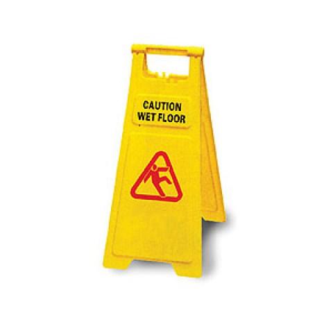 Σήμα Ασφαλείας για Σφουγγάρισμα