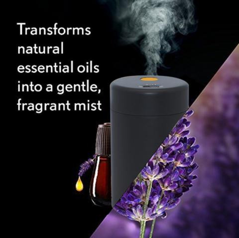Essential Air Mist Συσκευή Διάχυσης Αιθέριων Ελαίων Αρωματισμού Δωματίου