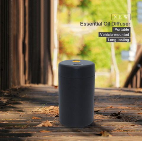 Συσκευή Essential Mist & Ανταλλακτικό με άρωμα της επιλογής σας