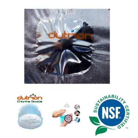 Ταμπλέτες Διοξειδίου του Χλωρίου CLO2 Απολύμανσης 1 gr