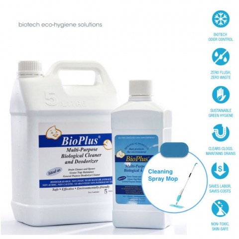 Πολυκαθαριστικό Bio Plus™Multi-Purpose Biological Cleaner and Deodoriser