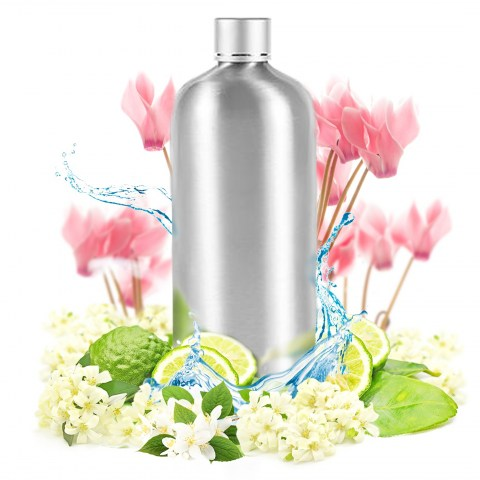 Aroma - Diffuser Oil With Flowers