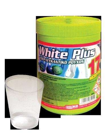 Υπερλευκαντικό Ρούχων White Plus