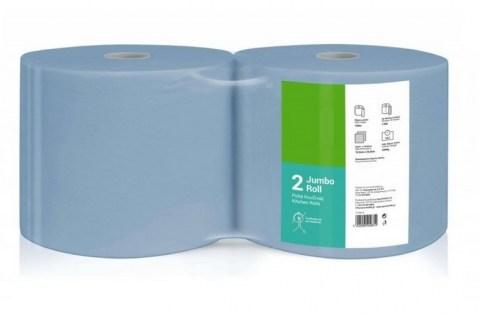 Χαρτί Κουζίνας Center Pull 2,5kg Μπλε Χ 2 Ρολά (Οικονομικό Ρολό Χειροπετσέτα για Κουζίνα)