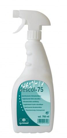 Απολυμαντικό Γενικής Χρήσης Χωρίς Ξέβγαλμα - Descol 75
