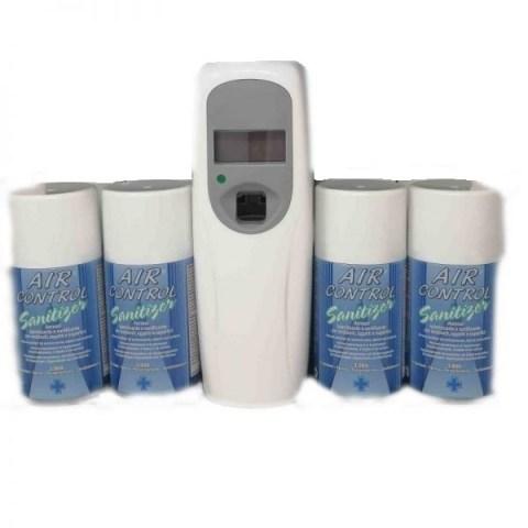Αυτόματη Συσκευή Απολύμανσης Ατμόσφαιρας Με 4 Spray Εξυγίανση & Καθαρισμού Αέρα