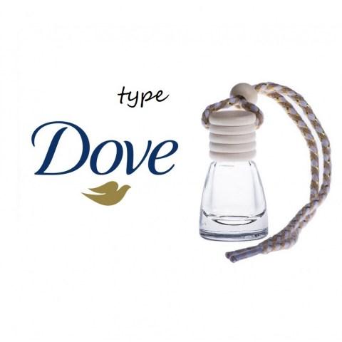 Άρωμα αυτοκινήτου Tύπου Dove